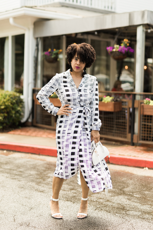 Lifestyle Blogger Midi Dress