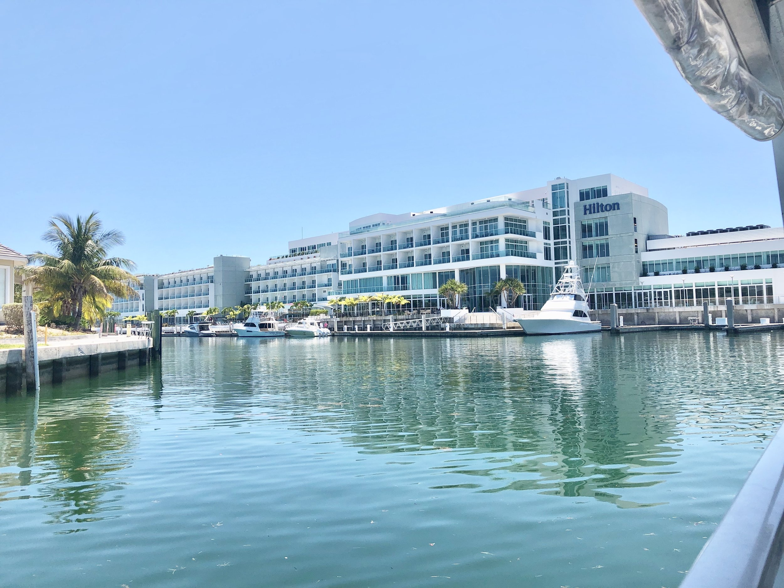 Hilton Resorts World Bimini, Bahamas