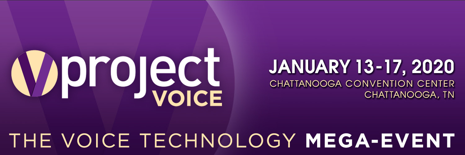 Project Voice : January 13-17, 2020 - Chattanooga, TN