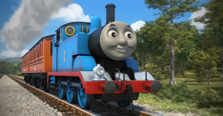 Thomas the Tank Engine helps children make sense of the world