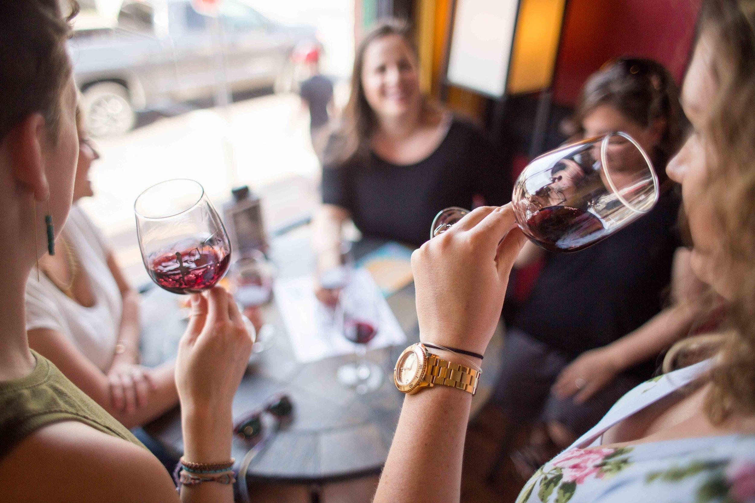 Hood River Wine Alliance Wine Walk Columbia Gorge Downtown Tasting Rooms Wineries Drink Taste Explore Columbia Gorge Oregon Washington-83.jpg
