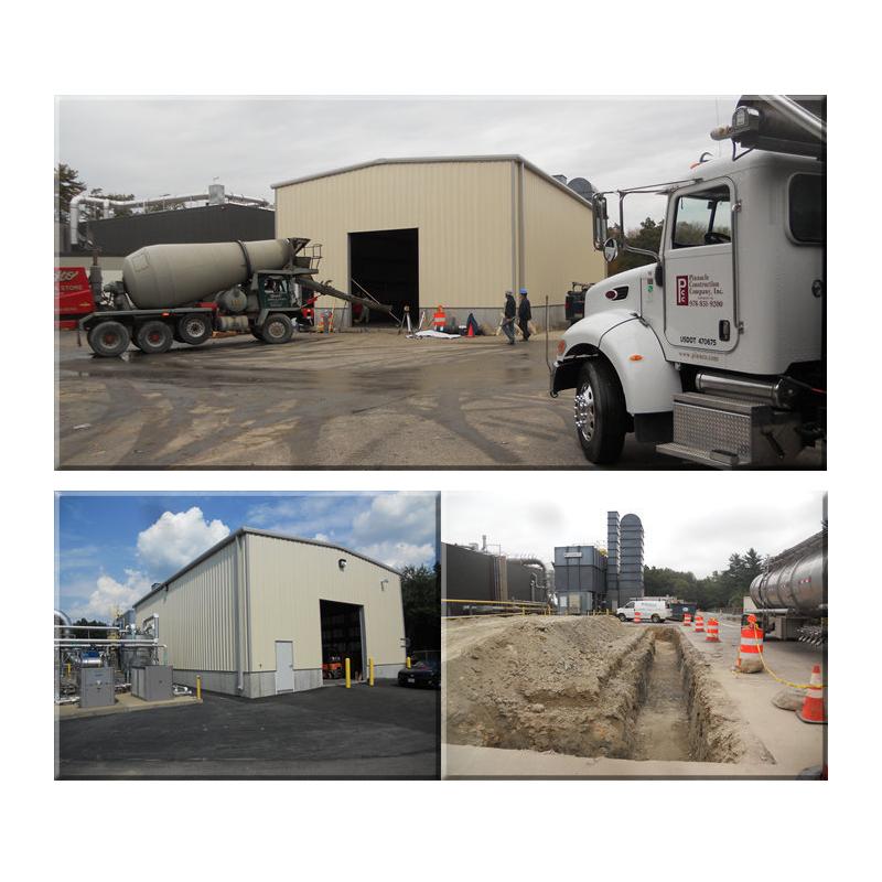 Water Corp. Storage Building - Taunton, MA