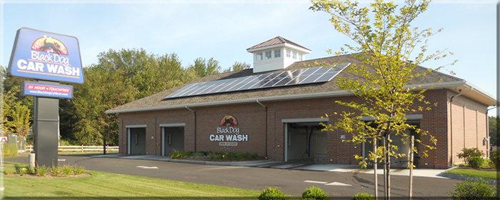 BLACK DOG CAR WASH - DOVER, NH