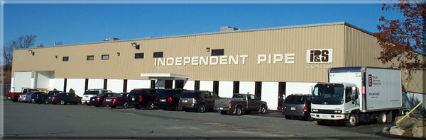 INDEPENDENT PIPE & SUPPLY CORP - CANTON, MA