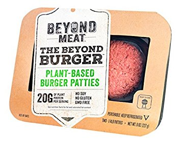 SUGGESTED FOOD: BEYOND MEAT BURGER - The Beyond Burger™ is the world's first plant-based burger that looks, cooks, and tastes like a fresh beef burger. It has all the juicy, meat deliciousness of a traditional burger, but comes with the upsides of a plant-based meal. The Beyond Burger™ packs 20 g of plant-based protein and has no GMOs, soy or gluten.Find the link to this and other suggested healing devices here. .