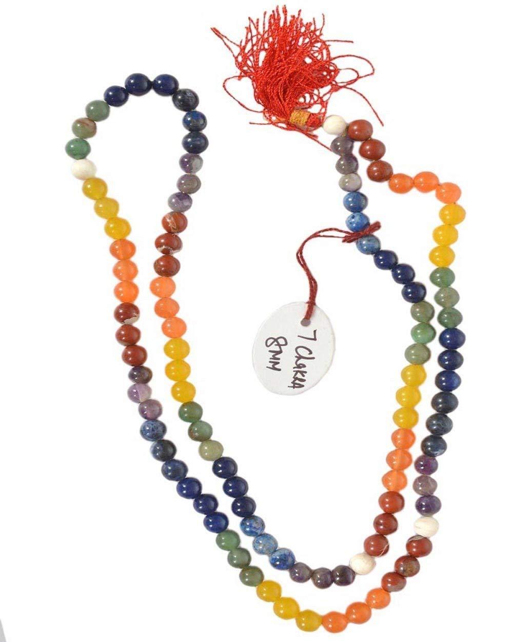Seven Chakra Beads