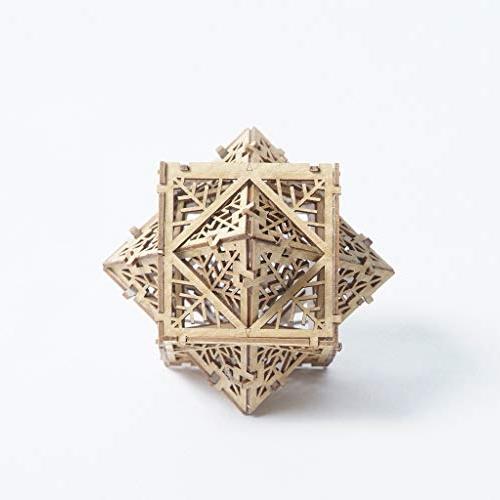 Cube Octahedron Dual Model Kit