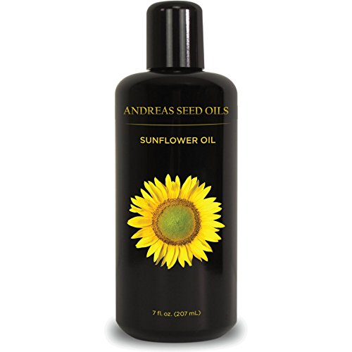Cold-pressed Sunflower Seed Oil