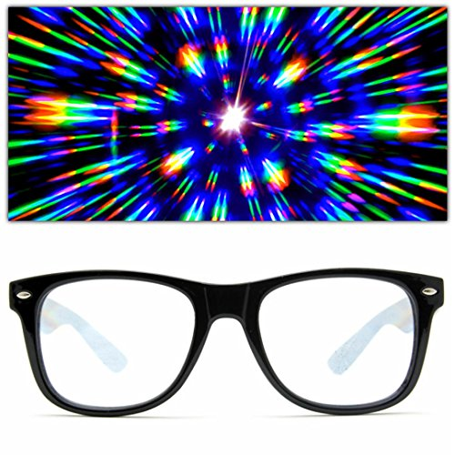 Kaleidoscope Eye Glasses