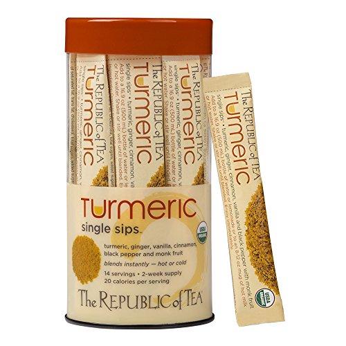 Turmeric Sips