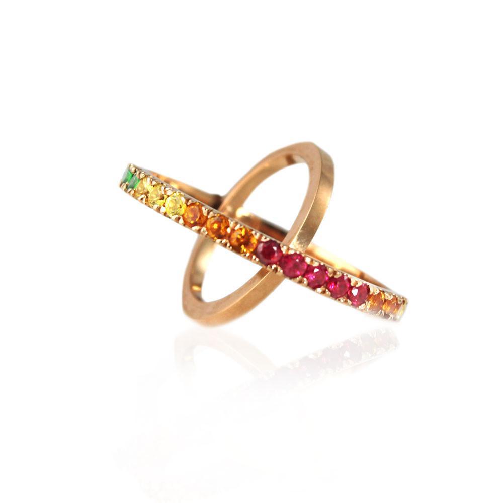 Light Spectrum Ring