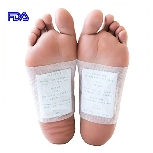 Chinese Foot Pads
