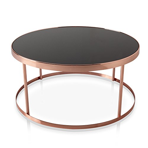 Rose Gold Coffee Table