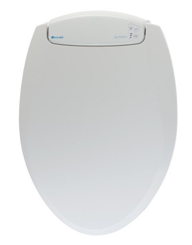 Heated Night Light Toilet