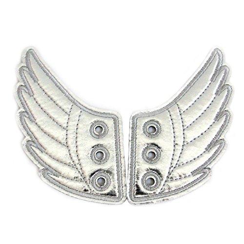 Silver Shoe Wings