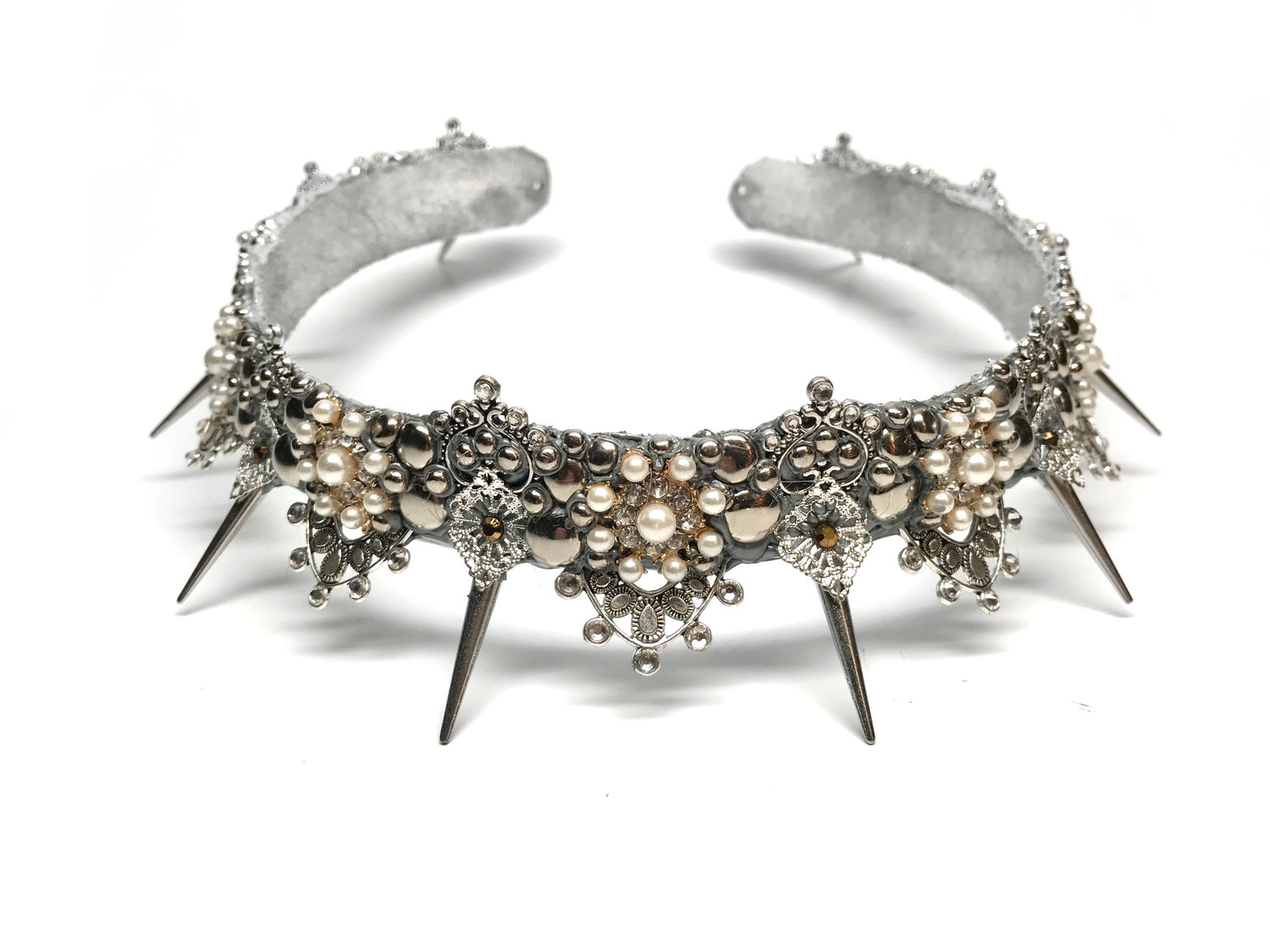 Mixed Metal Crown