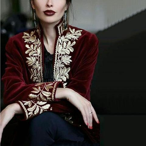 Inwrought Long Sleeve Coat