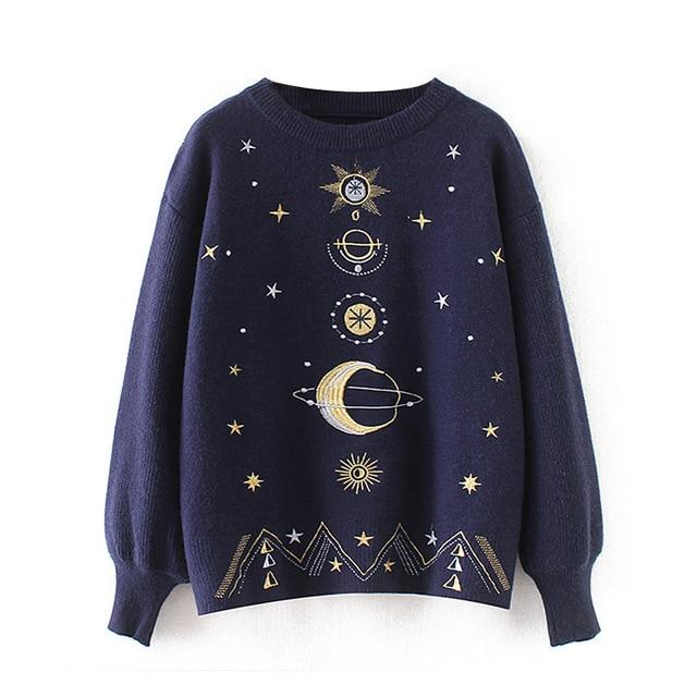 Celestial Sweatshirt