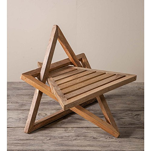Wood Meditation Chair