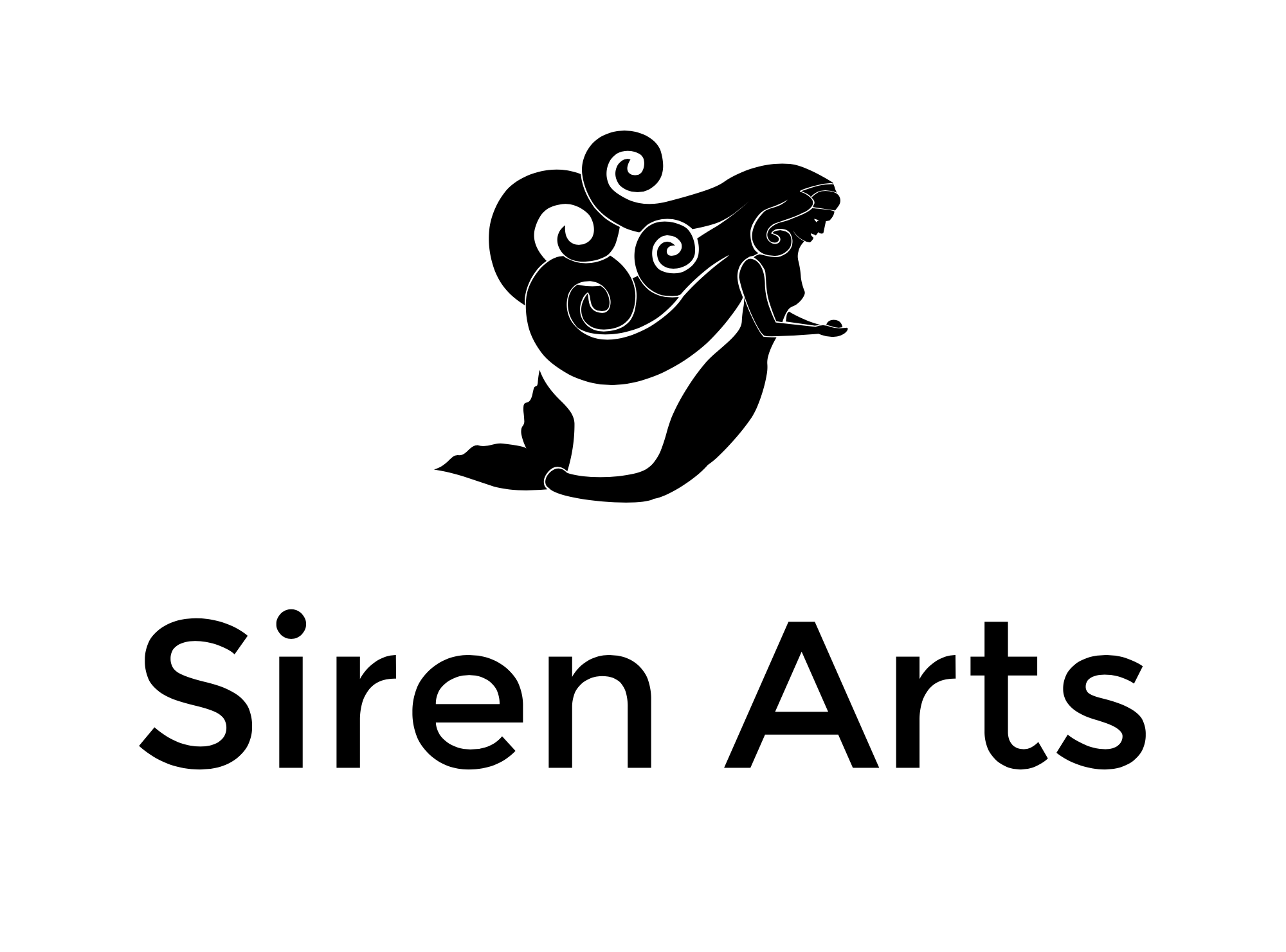 Siren Arts Logo Mermaid Only.png