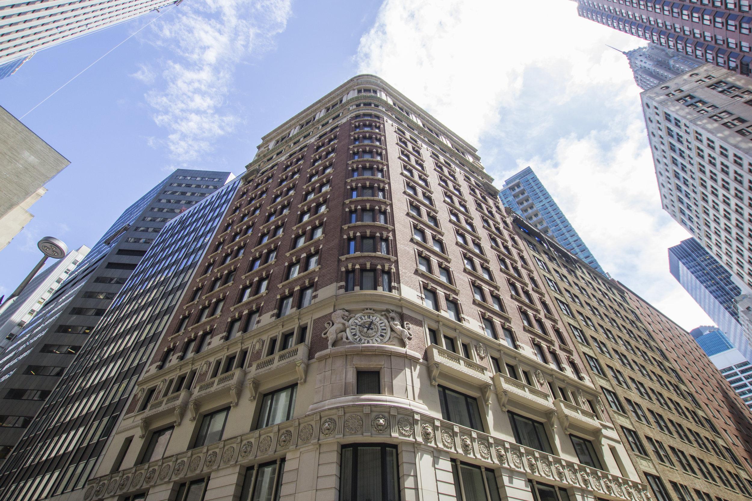 AKA Wall Street • 84 William Street -