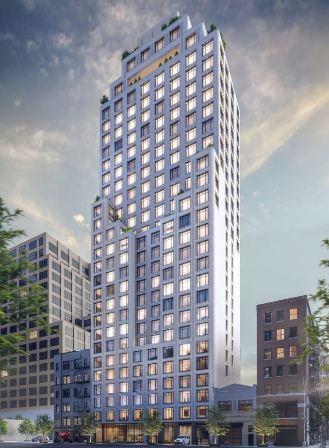110 Charlton Unveiled - August 10, 2018110 Charlton, located in the Hudson Square neighborhood of Manhattan, has been unveiled. Skyline is providing our Series 500-4 Casements and 1700 Doors.Click on the photo to learn more.{ Via newyorkyimby.com }