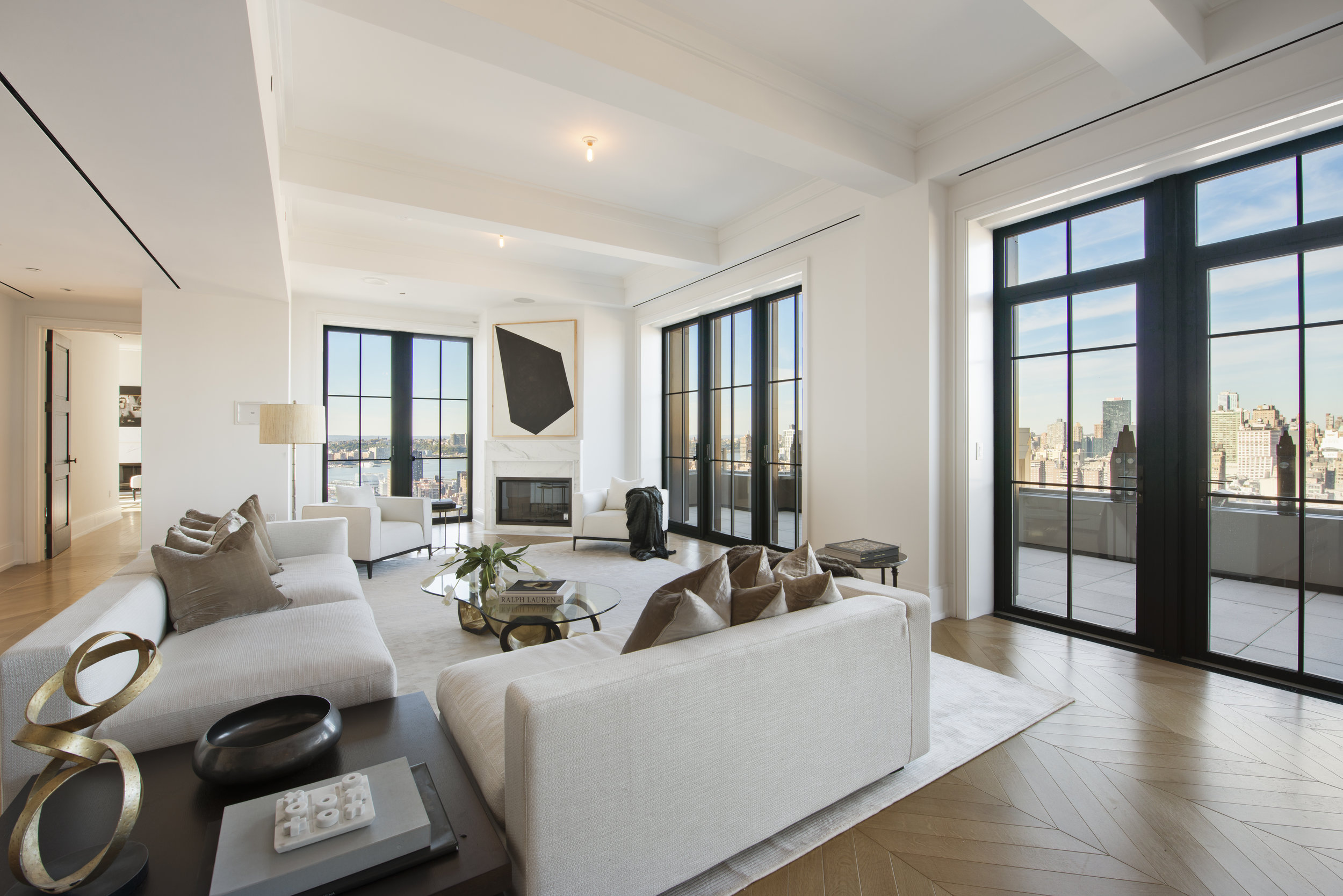 Walker Tower Penthouse - SOLD! - July 1, 2018After being on and off the market for two years, the full-floor Walker Tower Penthouse, equipped with Skyline Series 1200 Tilt & Turns, has finally sold!Click on the photo for the full scoop.{ Via curbed.com }