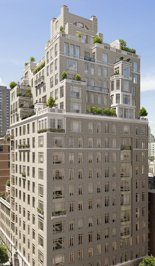 A First Look Inside Robert A.M. Stern's 20 East End Avenue - September 19, 2017Take a look inside the newly developed luxury condominium, equipped with Skyline Windows' Series 500-4 Casements and Series 1700 Doors.Click the photo for more info.{ Via architecturaldigest.com }