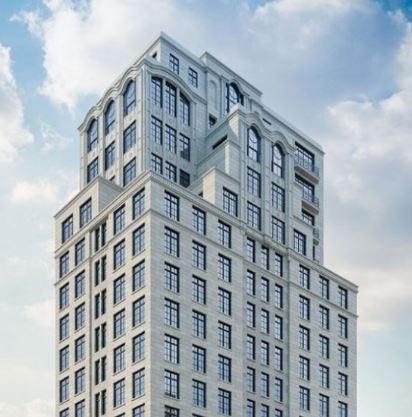 Beckford House & Beckford Tower - June 27, 2019Emerging details on Beckford House and Beckford Tower, located at 301 East 80th Street and 301 East 81st Street respectively. Skyline Windows is providing the Series 500-4 Casement and Series 1700-4 Door for both new developments which will ultimately be luxury condos.Click the photo to learn more.{ Via newyorkyimby.com }