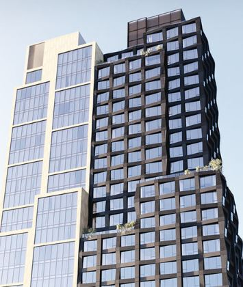 111 Varick Street Tops Out! - July 10, 2019Check out the latest on 111 Varick Street where Skyline Windows is providing custom products including DL97-4 Casements, Window Wall, and Series 1700 Doors. Click the photo to learn more.{ Via newyorkyimby.com }{ Building Design & Rendering by S9 Architecture }