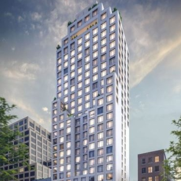 Greenwich West Update - July 24, 2019Located at 110 Charlton Street, Greenwich West will be equipped with Skyline Series 500-4 Casements and 1700-4 Doors. The new development which topped out back in January will be a 30-story residential building.Click on the photo to check out new progress pics!{ Via newyorkyimby.com }
