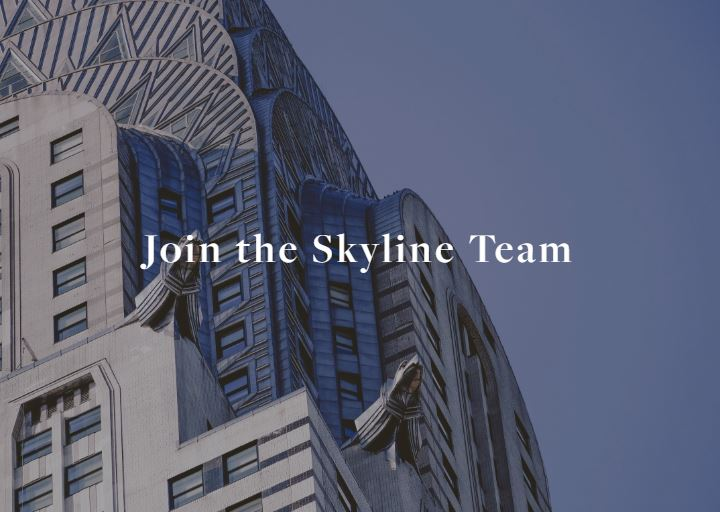 We are HIRING! - September 4, 2019Are you or someone you know interested in joining the Skyline team? Head over to our Careers page and check out the latest opportunities as a Site Safety Coordinator and Purchasing Agent. Make sure to send completed applications and resumes to careers@skylinewindows.com