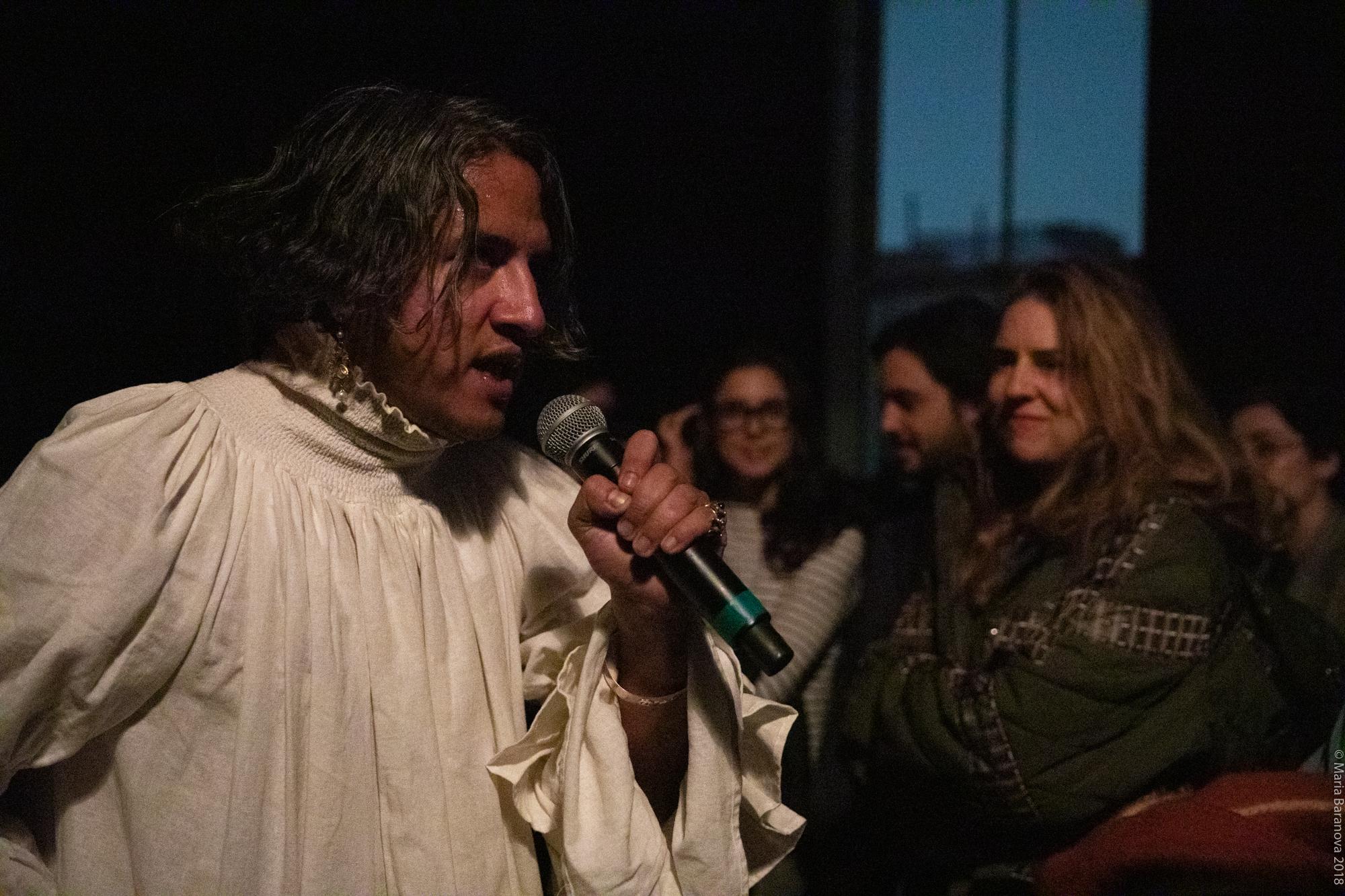 Fantastic Voyage w/ Lyrics HD,  2018 (Performance Space New York, NY. Photo: Maria Suzuki-Baranova)