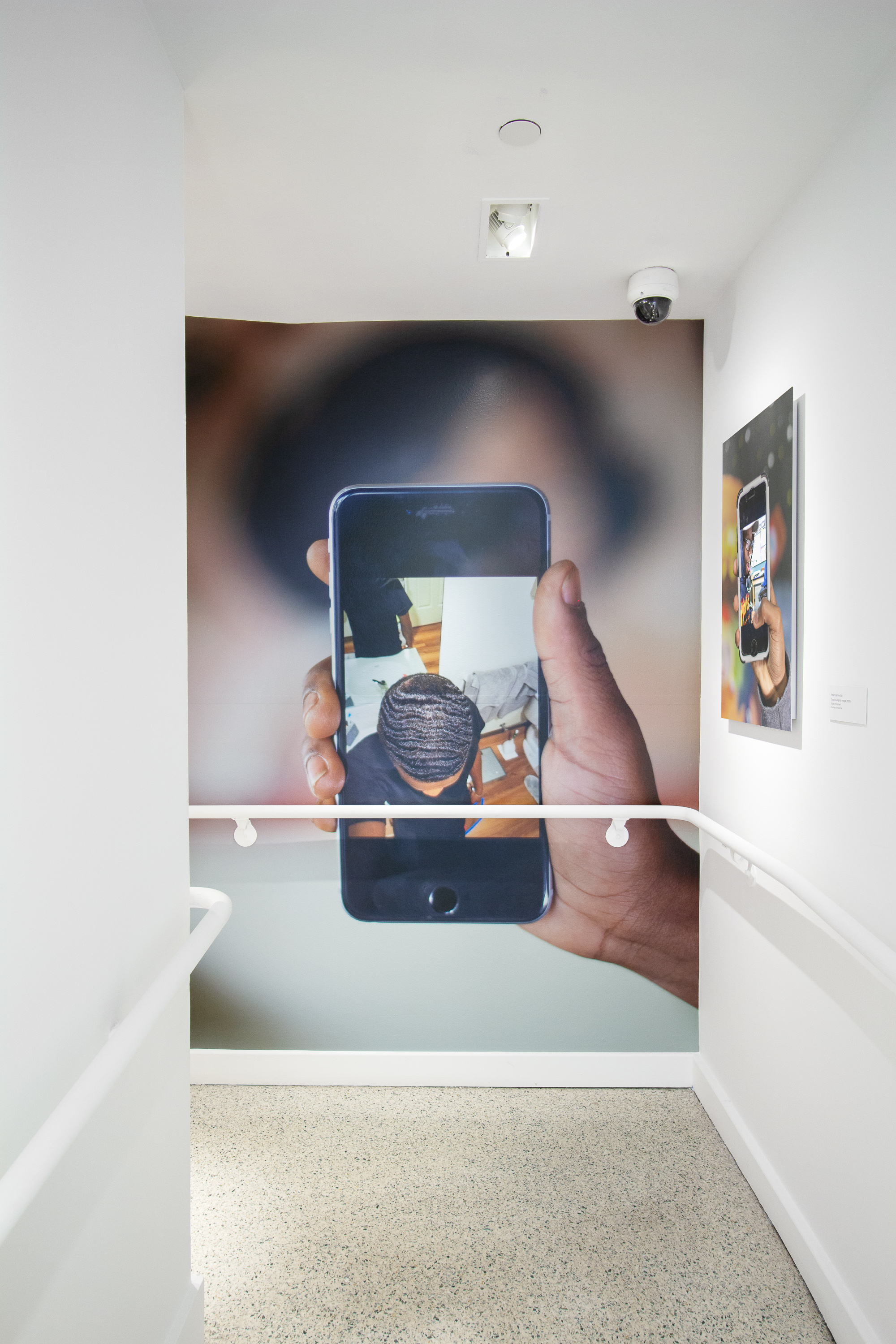 Dignity Images: Bayview-Hunters Point  (Installation view, Museum of African Diaspora, San Francisco, CA), 2019