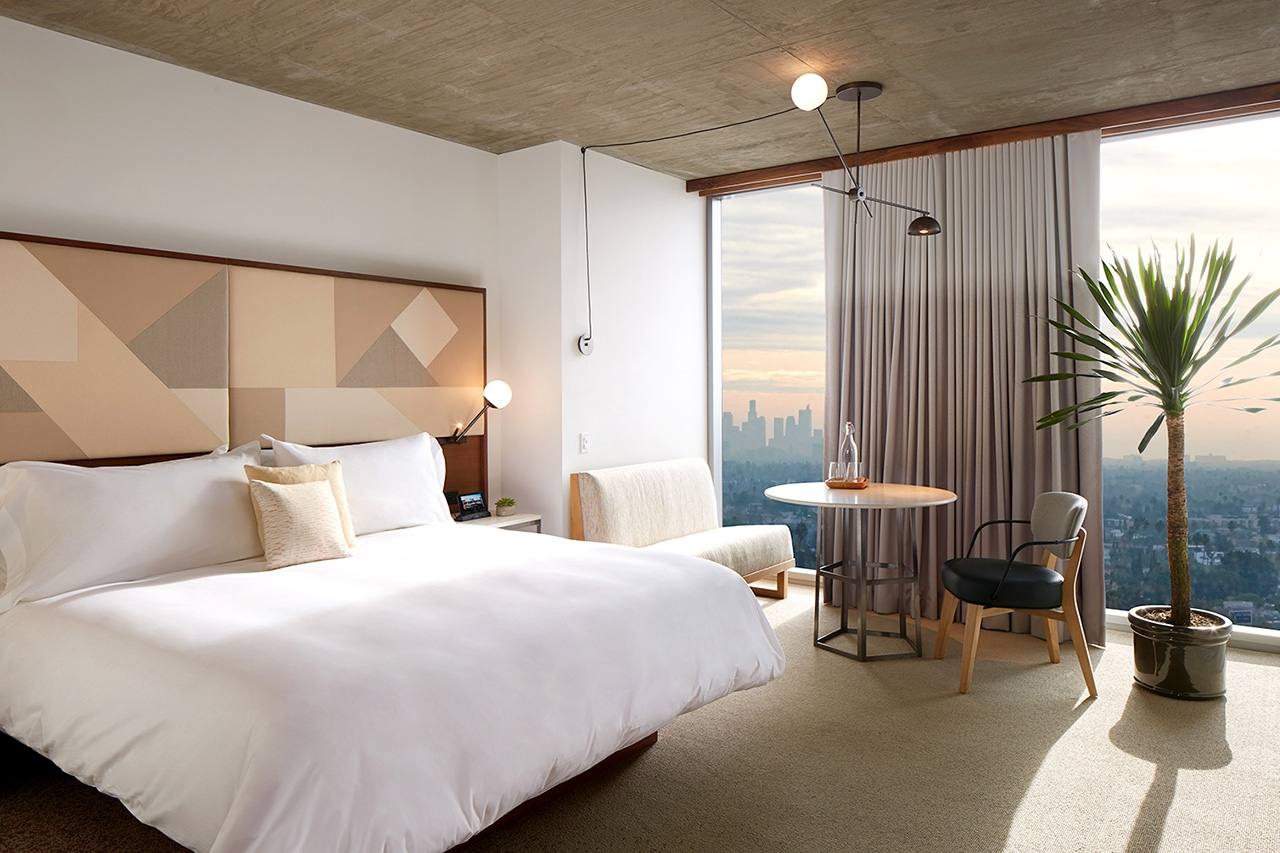 The James Hotel West Hollywood - Eric Bell Estates