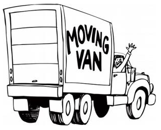 Eric Bell Estates - Moving Day