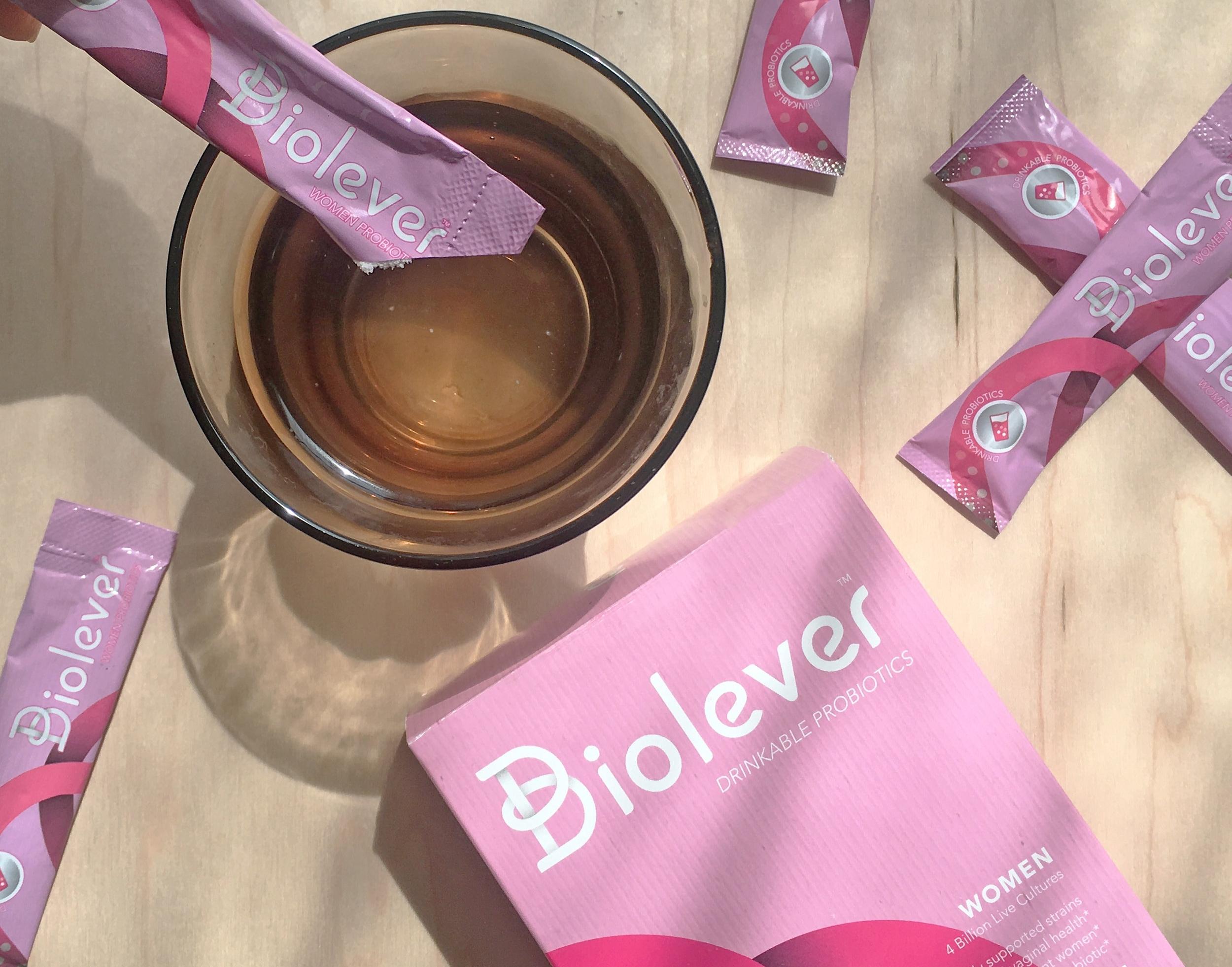 Biolever Women Need Probiotics blog