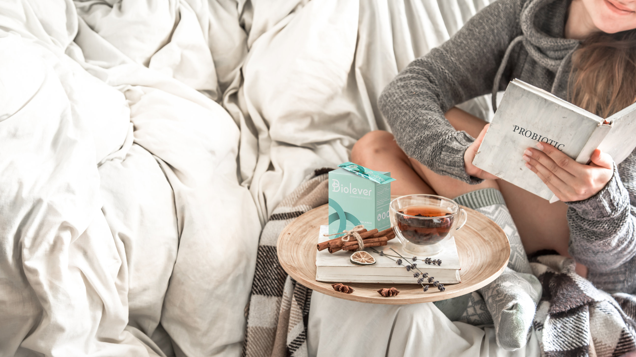 Biolever Balance probiotics Fight Allergies and Hay Fever