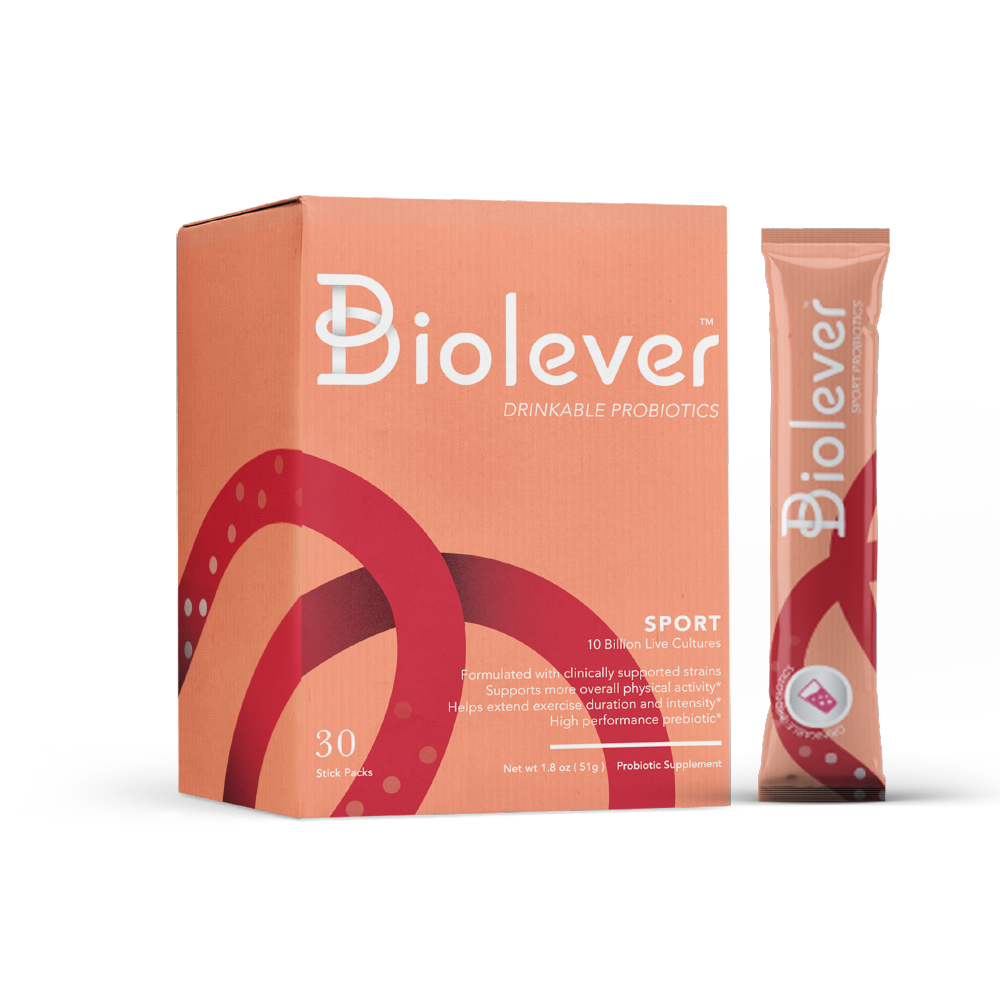 Biolever® Sport Probiotics