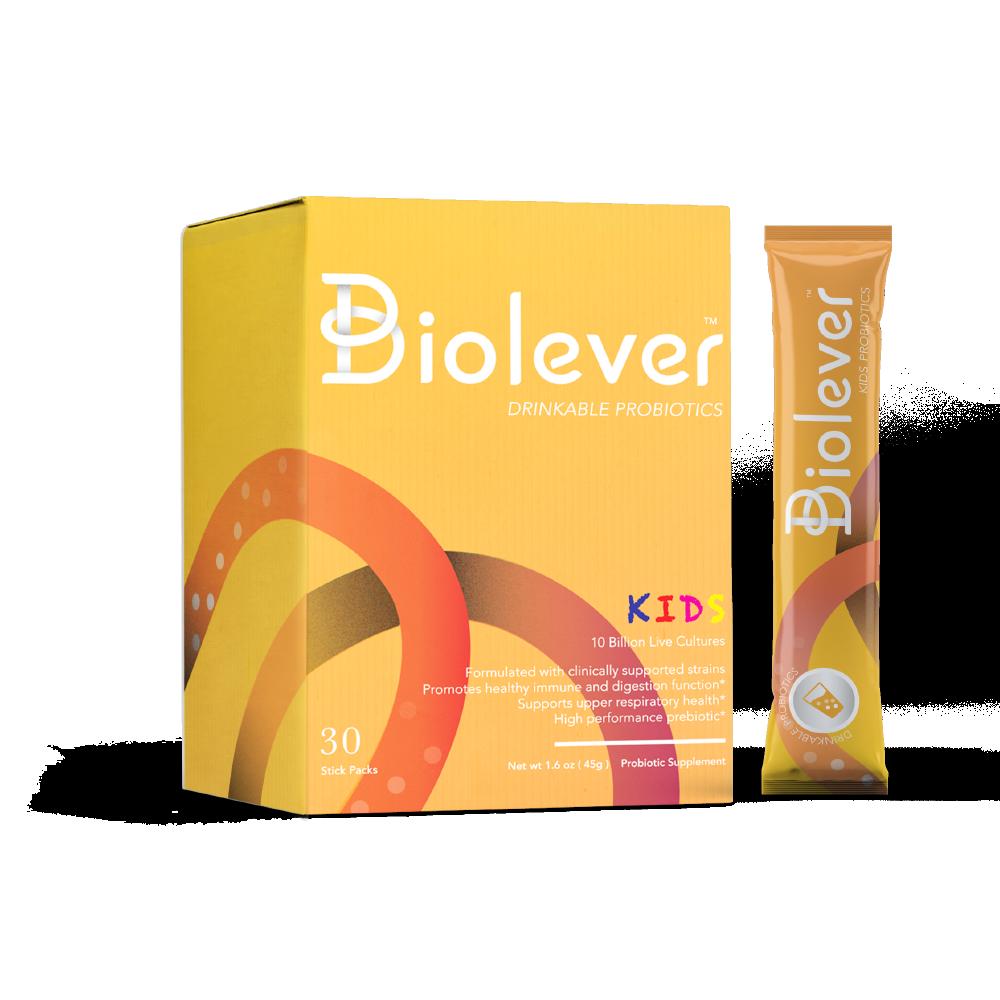Biolever® Kids Probiotics
