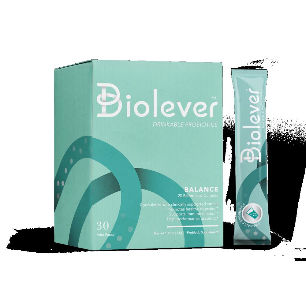 Biolever® Balance Probiotics