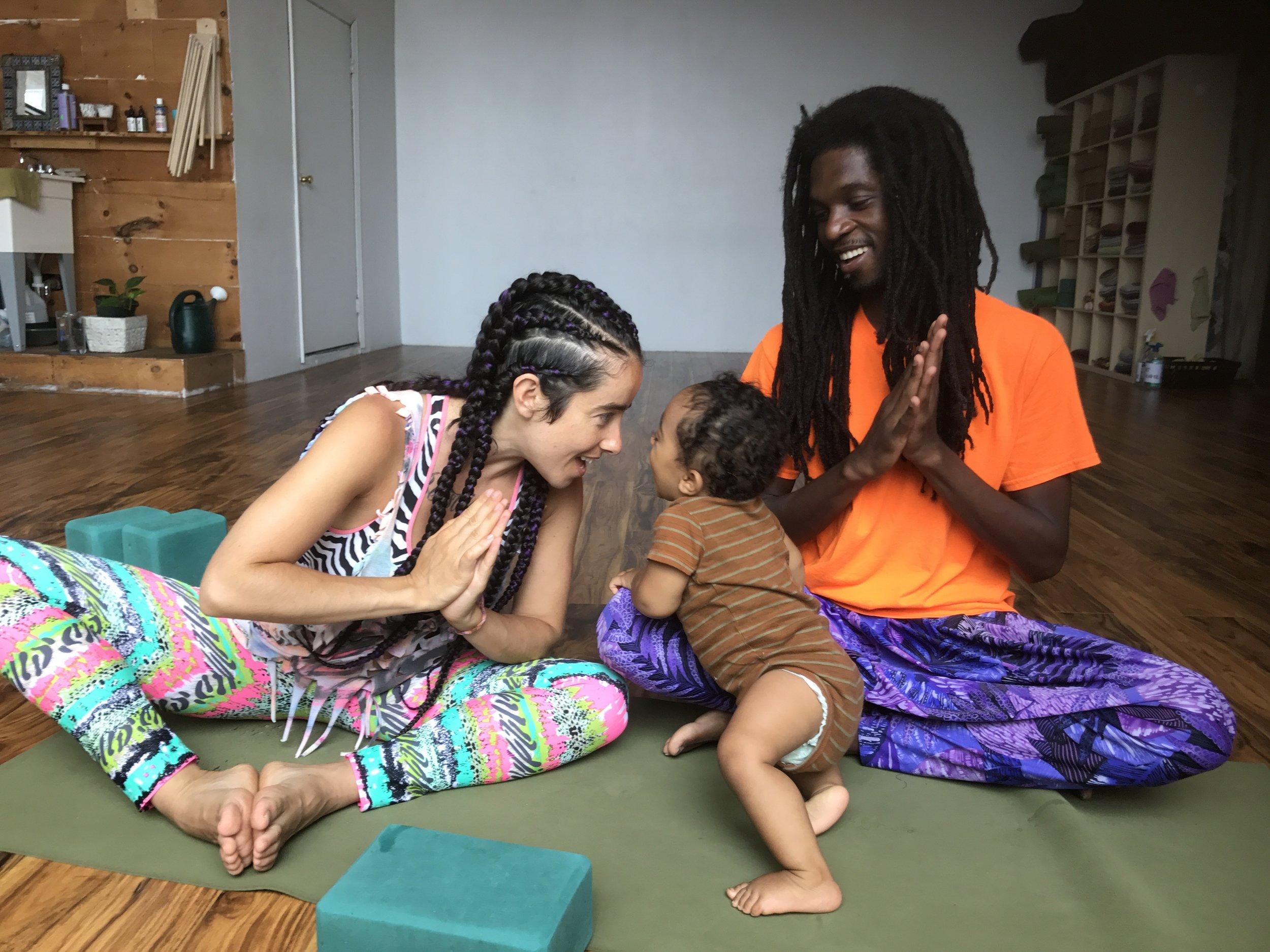 Karrie Larsson courtesy of Daya Yoga Studio