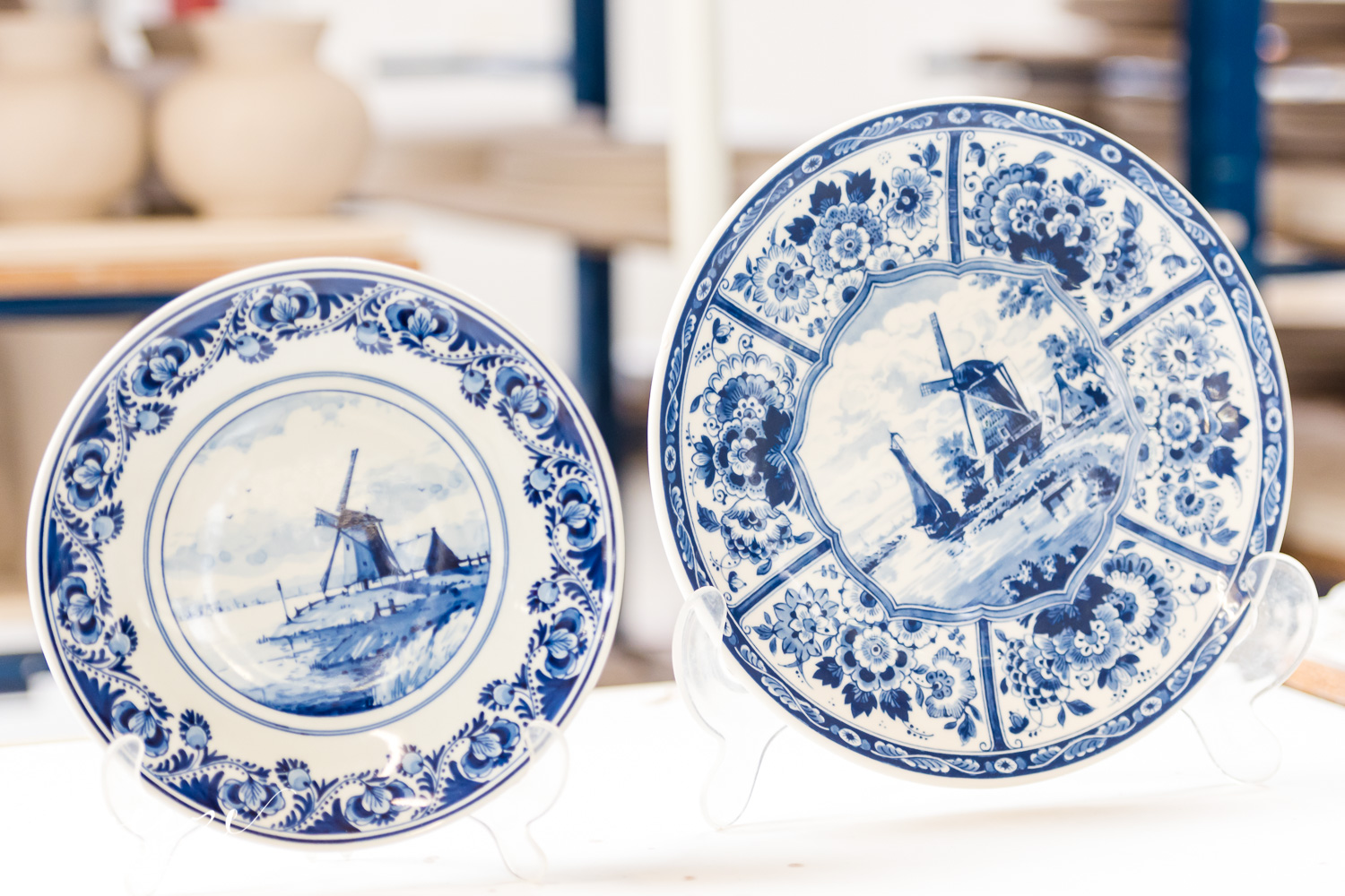 Delft Pottery Museum, Dutch Painting, The Netherlands, Travel Photography, Breeze Pics