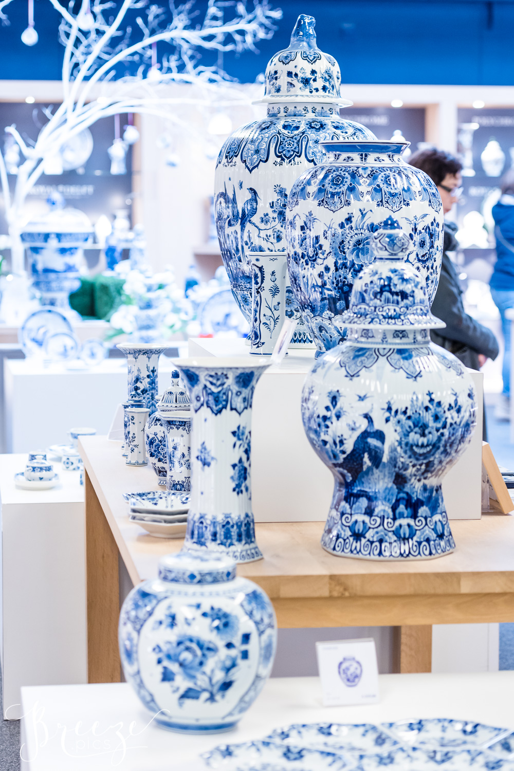 Delft Pottery Museum, Dutch Painting, Holland, Travel Photography, Breeze Pics
