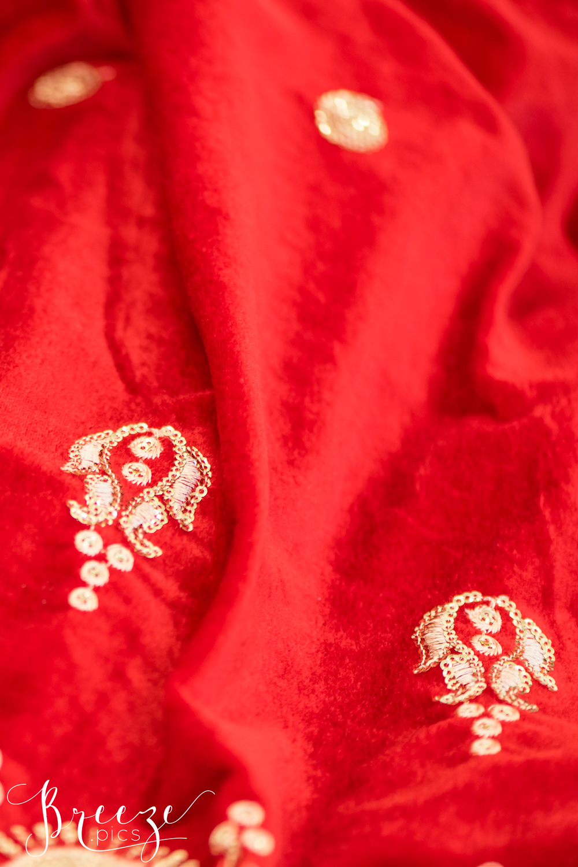 Red fine art photograph, limited edition wall art, Bernadette Meyers, Breeze Pics