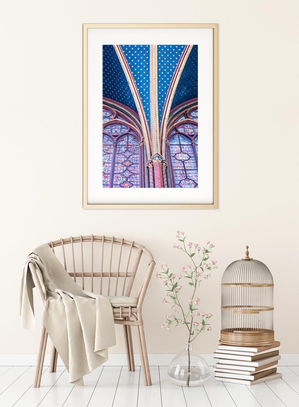 Creating a energising mood, wall art, Bernadette Meyers