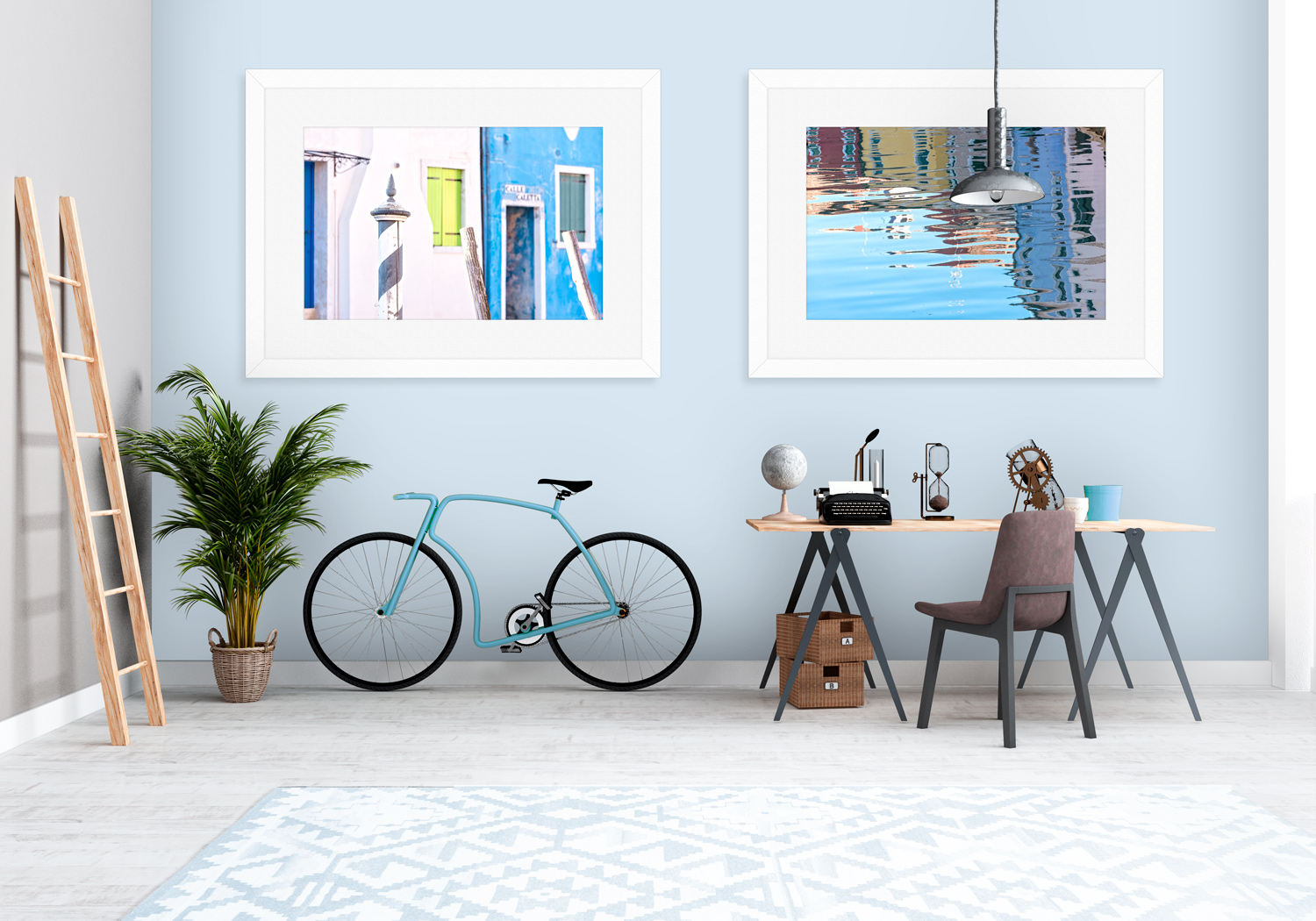 A guide to art and photography for the office.