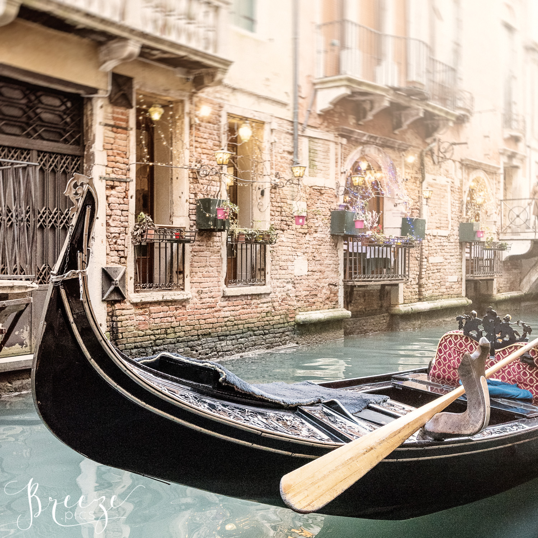 venice, Venezia, limited edition fine art photography, Breeze Pics