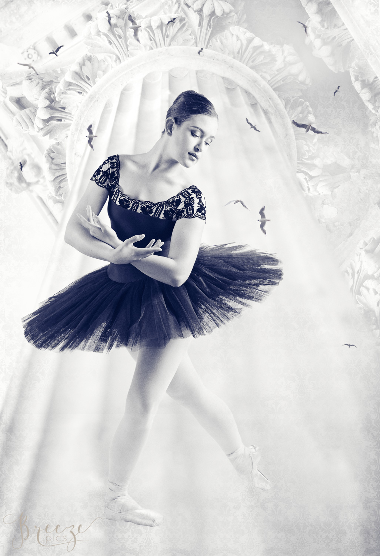 paris, ballerina, monochrome, black and white, limited edition fine art home decor print, home wall art photography, Bernadette Meyers