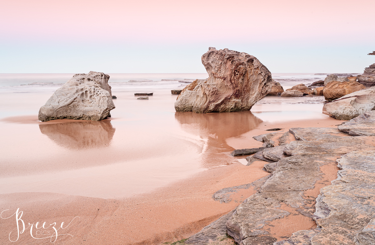 turimetta beach, limited edition fine art print, home decor, Bernadette Meyers